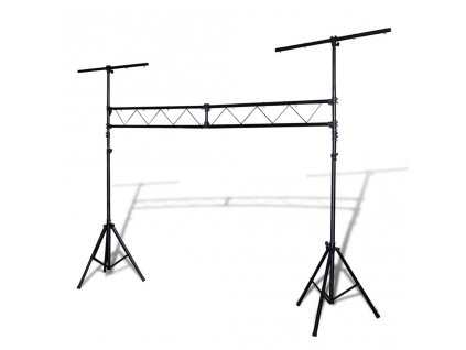 Přenosný truss systém pro osvětlovací techniku s 2 stativy 3 m