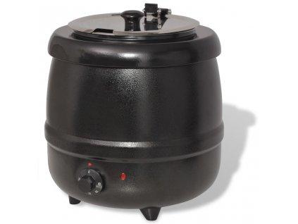 Elektrický kotlík na polévku 10 L