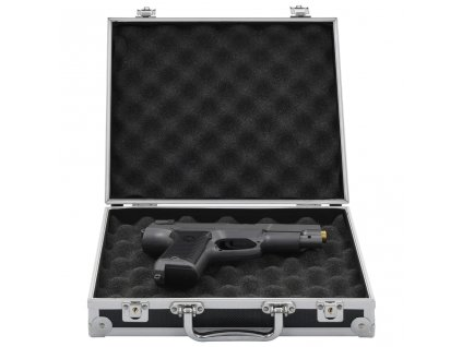 Kufr na zbraň hliník ABS černý