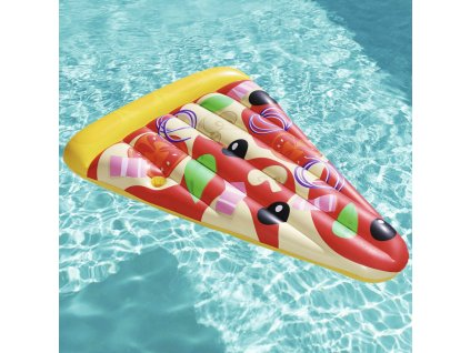 Bestway Nafukovací lehátko Pizza Party 188 x 130 cm