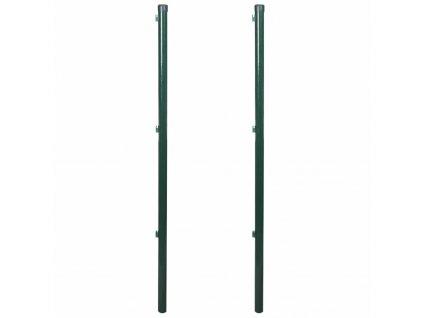 Plotové sloupky 2 ks 175 cm
