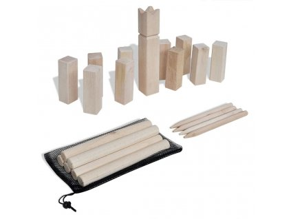 Dřevěná hra Kubb