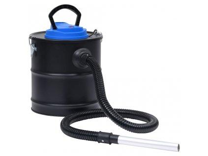 Vysavač na popel s HEPA filtrem 1200 W 20 l ocel