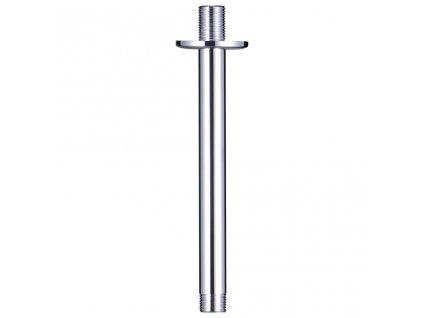 Podpůrné rameno do sprchy nerezová ocel 201 stříbrné 20 cm