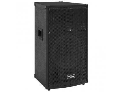 Profesionální pasivní reproduktor hi-fi 1000 W černý 32x32x64cm