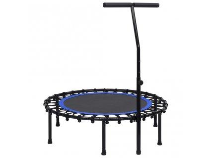 Fitness trampolína s rukojetí 102 cm