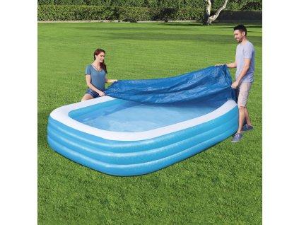 Bestway Kryt na bazén Flowclear 305 x 183 x 56 cm