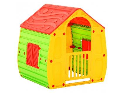 Dětský domeček 102 x 90 x 109 cm
