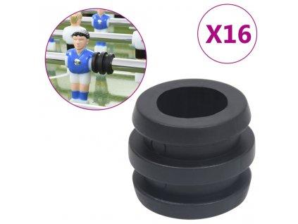 Doraz na tyče stolního fotbalu pro 15,9/16 mm tyč 16 ks