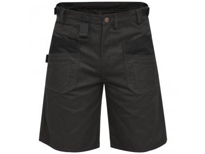 Pánské pracovní šortky, velikost L, šedé