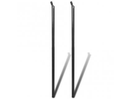 Plotové vzpěry pro drátěný plot 2 ks 115 cm