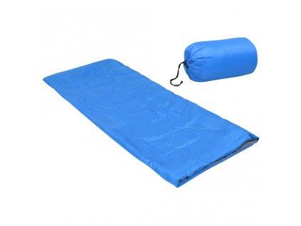 Lehký dětský spací pytel dekový Envelope modrý 670 g 15 °C