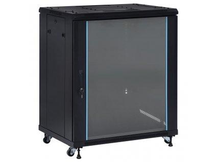 """18U Síťová rozvodná skříň 19"""" IP20 800 x 600 x 1000 mm"""