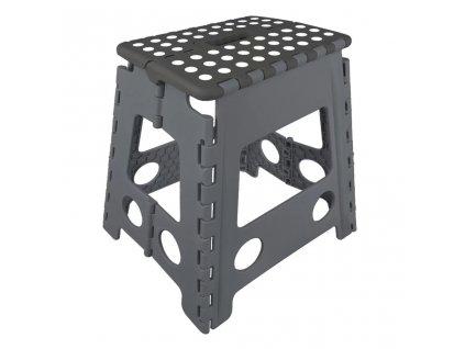 ProPlus Skládací stolička do karavanu nebo na kempování 39,5 cm 770826