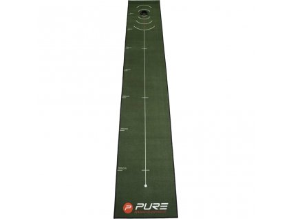 Pure2Improve Golfový patovací koberec 400 x 66 cm