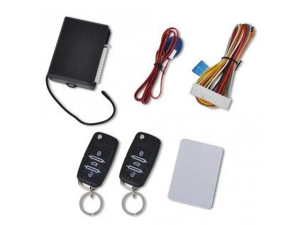 Centrální zamykání s 2 dálkovými klíči pro VW , Skoda , Audi