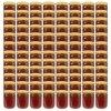 Zavařovací sklenice se zlatými víčky 96 ks 230 ml