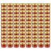 Zavařovací sklenice se zlatými víčky 96 ks 110 ml