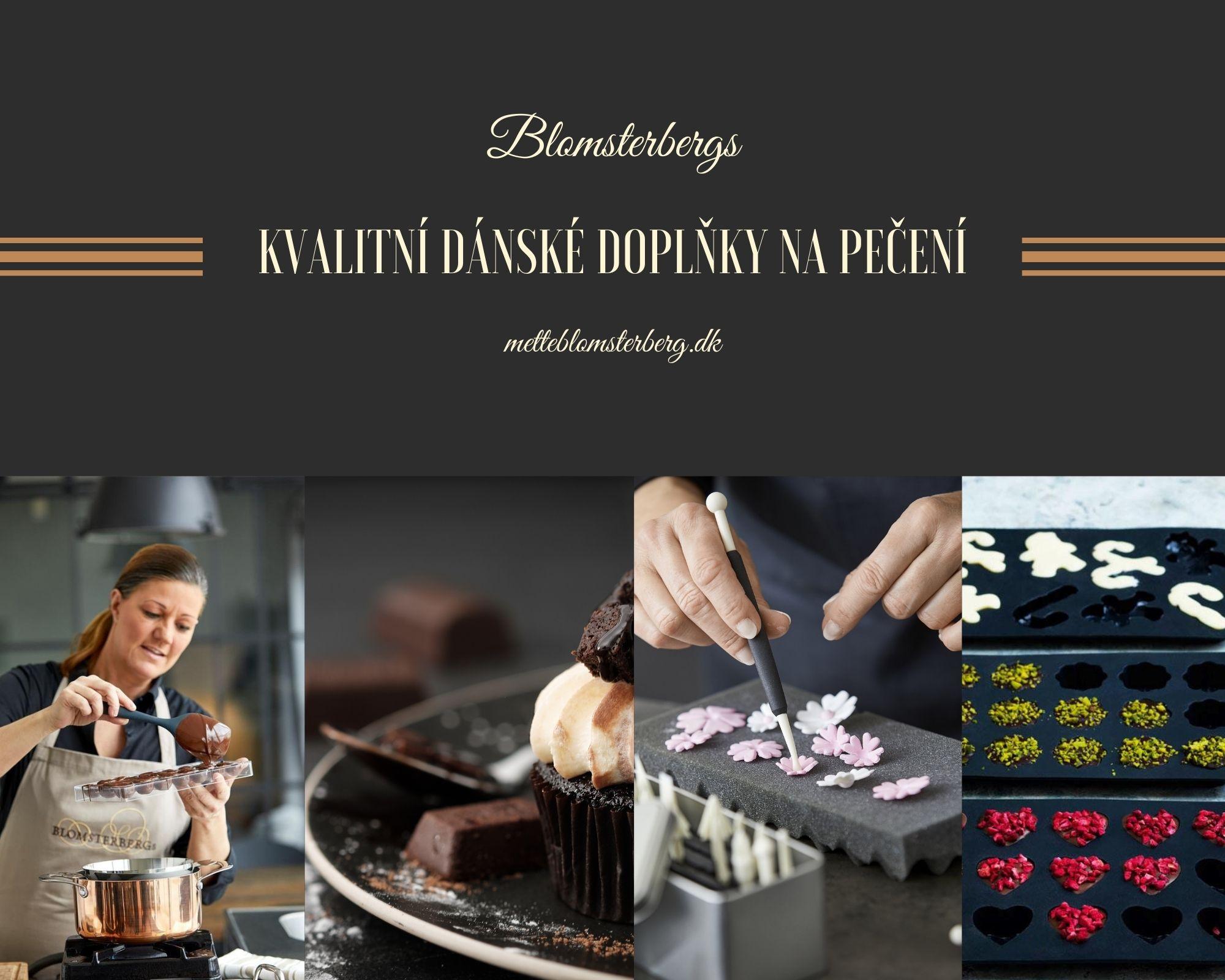 pečení a výroba cukrovinek