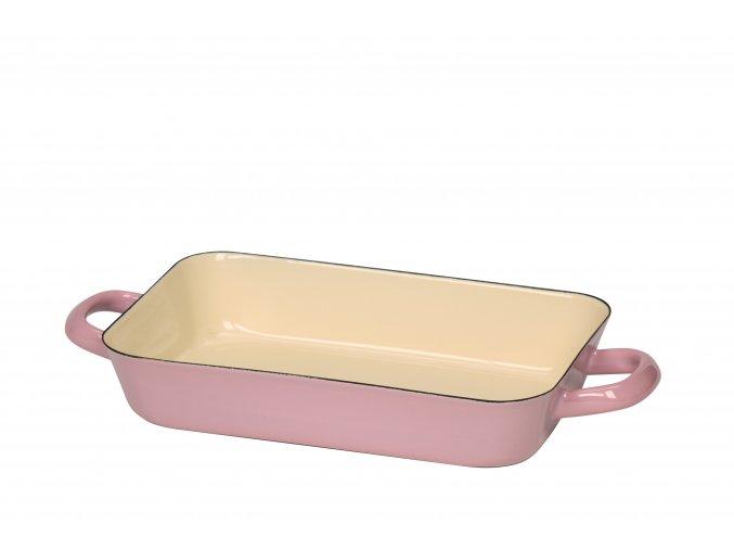 CLASSIC Pastell Bunt Bratpfanne 26x17cm rosa 0049 006