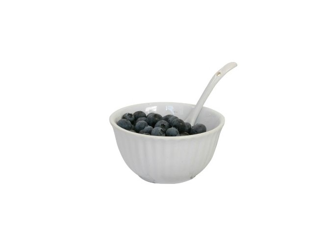 bowl mini white