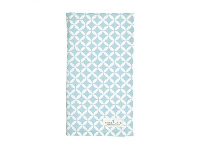 Bavlněná utěrka Mai blue 50x70 cm