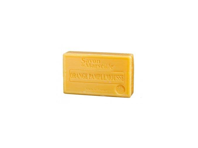 3790 737 mydlo pomeranc a grep orange pamplemousse 100g