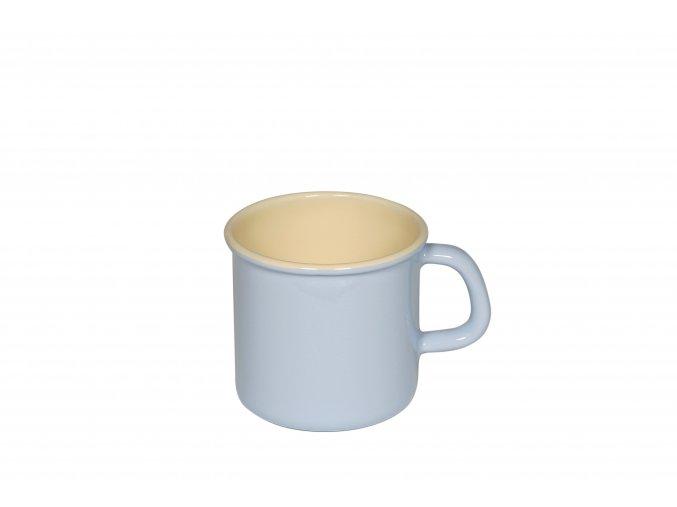 CLASSIC Pastell Bunt Topf mit Boerdel 9cm blau 0222 006