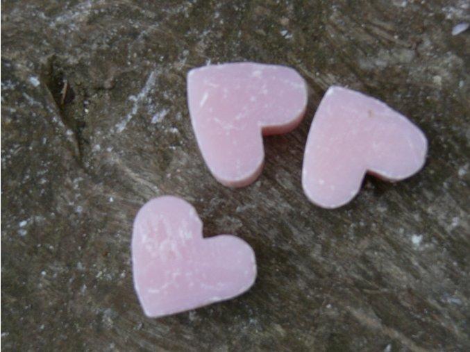 Mýdlo malé srdíčko s vůní magnolie