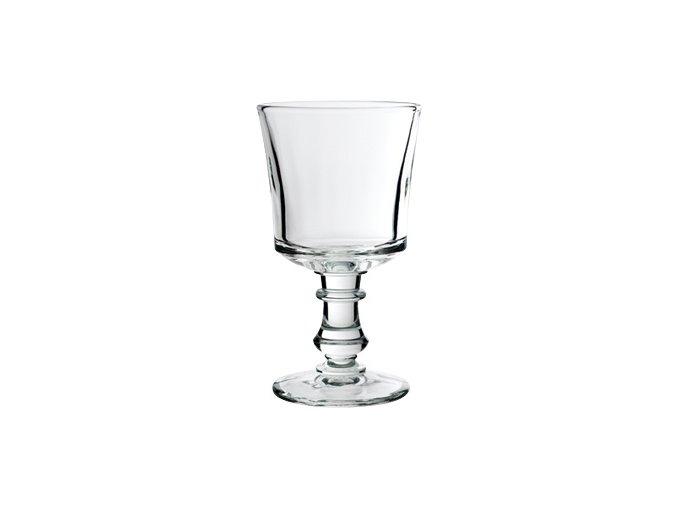 Jacques verre a eau 150 mm,prům 82 mm, 24 cl