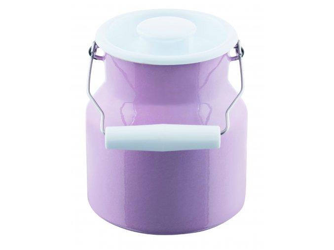 CLASSIC Pastell Bunt Milchkanne 1l rosa 0505 006