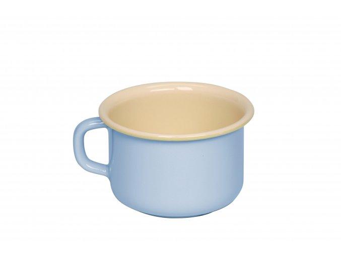 CLASSIC Pastell Bunt Kaffeschale 10cm blau 0299 006