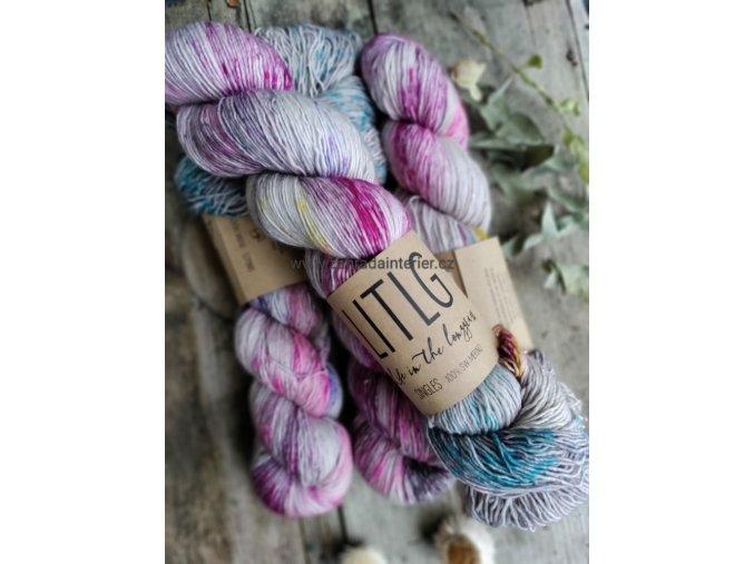 Porcelánový hrnek pink Shabby Chic