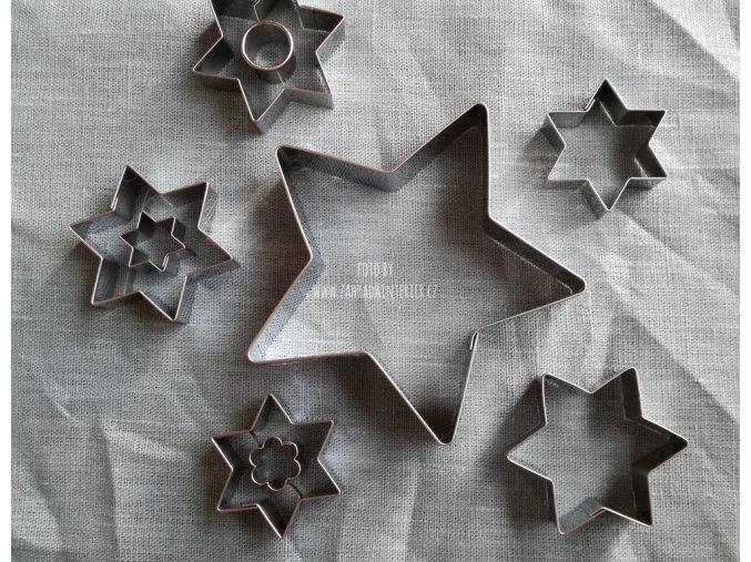 Vykrajovátko hvězda