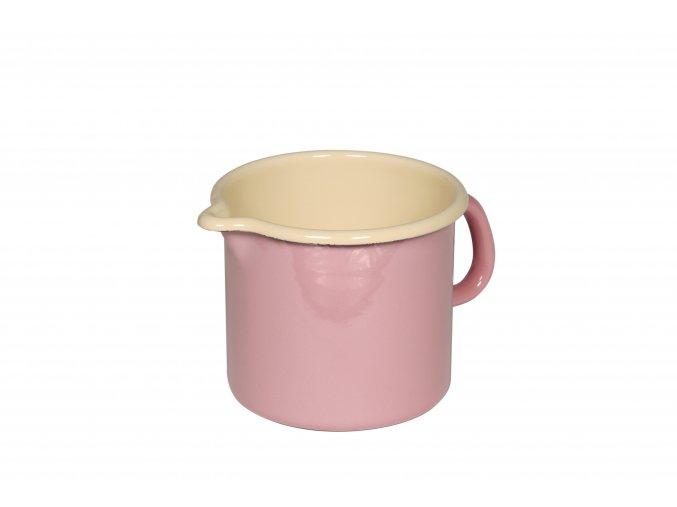 CLASSIC Pastell Bunt Schnabeltopf 12cm rosa 0040 006