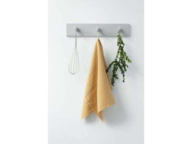 Honey Kitchen Towel by Linen Tales 2