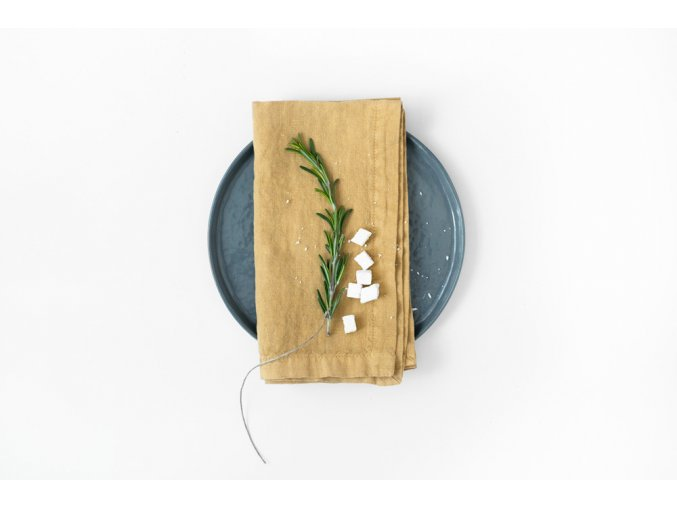 Honey Napkins by Linen Tales