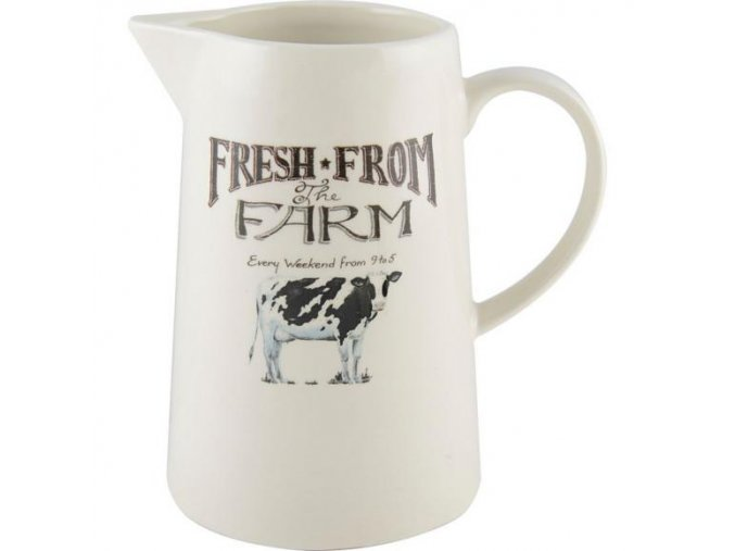 Džbán na mléko a smetanu