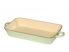 CLASSIC Pastell Bunt Bratpfanne 37x22cm nilgruen 0047 006