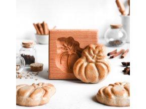 eeab82e34a6870b2cce80add83va home interior pumpkin wooden gingerbread honeycake mold