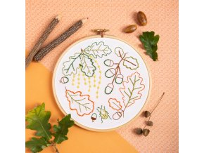 ancient oak embroidery kit 1