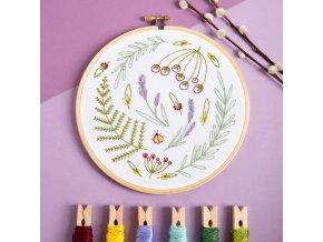 wildwood embroidery kit 1