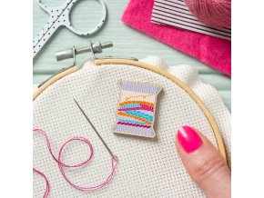 HawthornHandmade NeedleMinder WeavingLoom 1 (1)