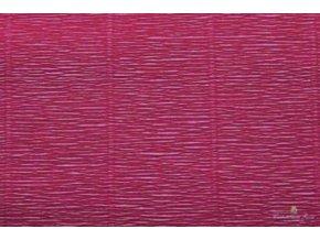Krepový papír fialový 584