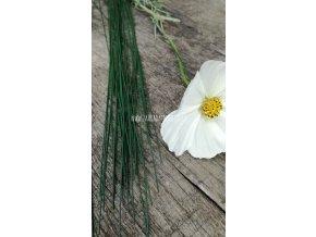 Floristický vázací drát zelený 0,6 mm 10 ks