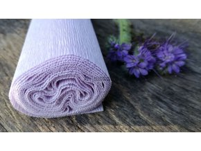 Krepový papír  90g  Light Lilac 378