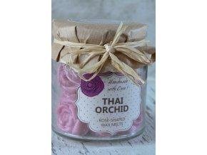 Orchidej - vonné vosky v dárkovém balení 18 kusů