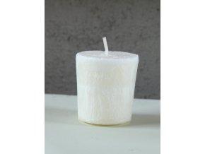 Vonná  svíčka bílý jasmín