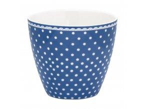 Latte šálek Spot Indigo 300 ml