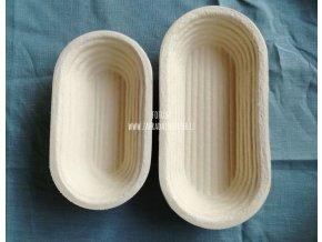 Forma na kynutí chleba ovál kruhy